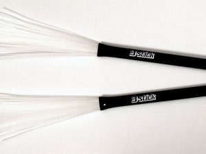 Whiskers kast ud nylon - Retractable Nylon Brush - No Rod from B-stick