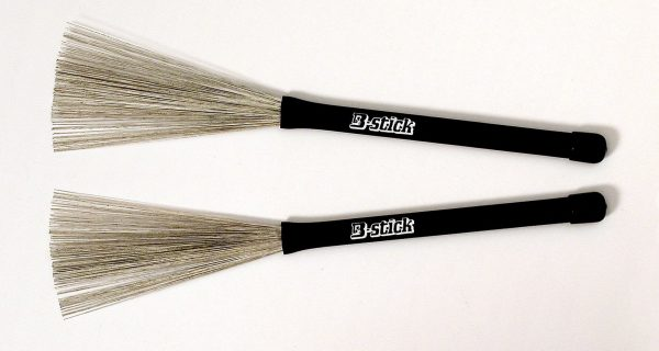 Whiskers in coated steel from B-stick