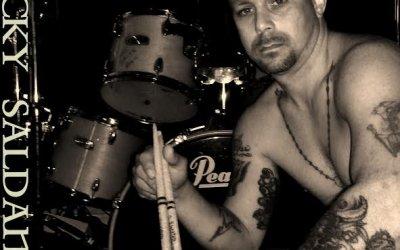 Ricky Saldano presents his B-stick drumsticks
